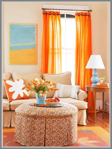Memilih Warna Interior Rumah